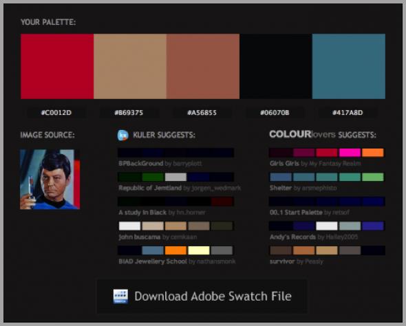 Pictaculous - blogging tools for custom content