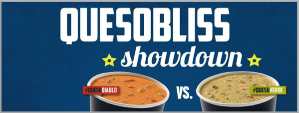 Showdown - example of best Facebook marketing campaigns