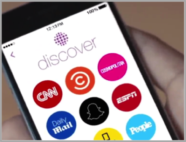 Snapchat for mobile video advertising