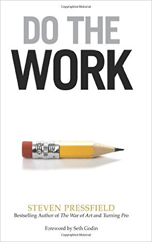 Do the work Book Cover