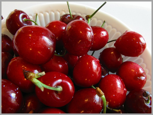 Eat cherries for marketing productivity