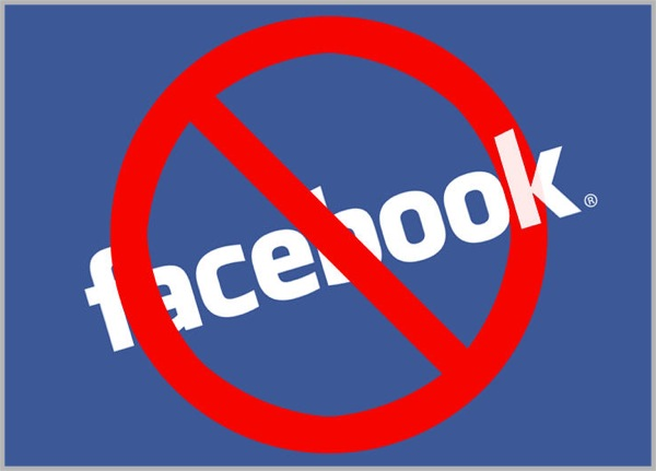 Chinese social media facebook banned