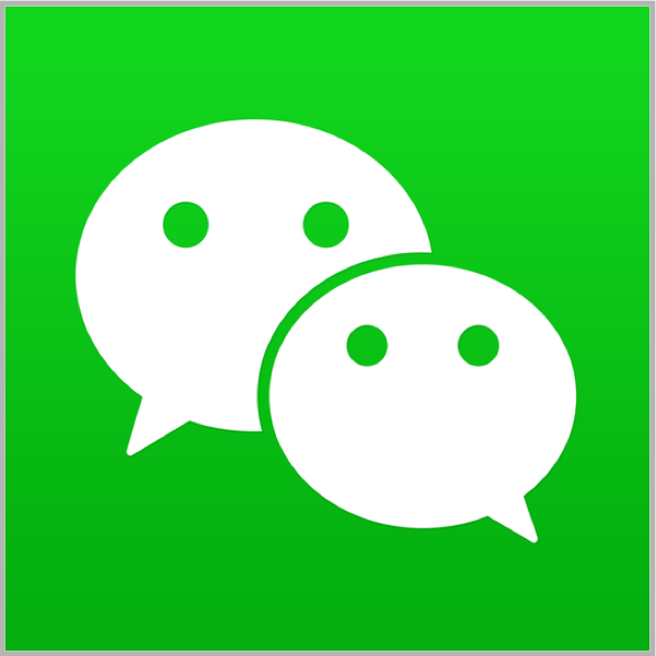 Chinese social media - wechat