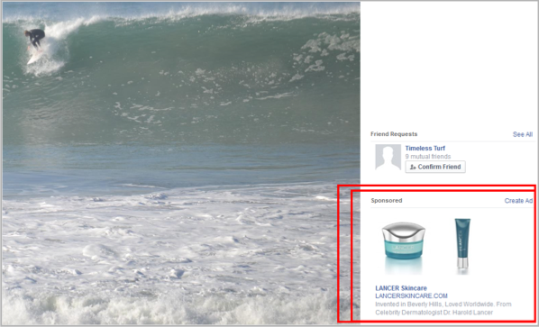 Facebook Ad Example - Pre-Launch Buzz