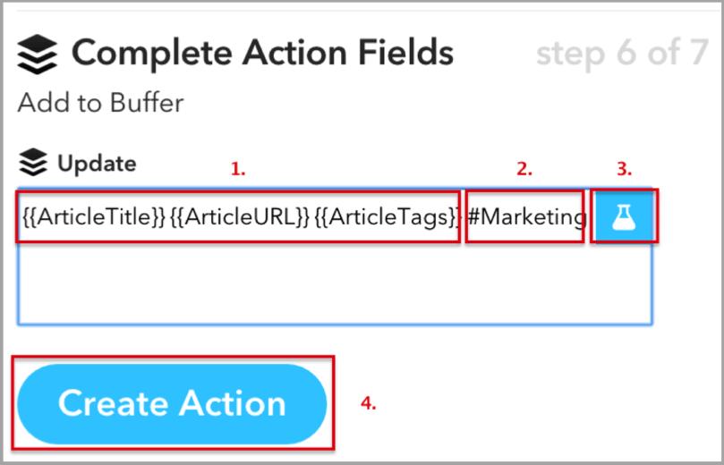 IFTT 11 - Twitter apps example