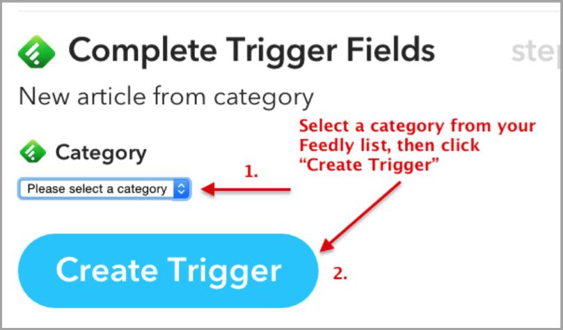 IFTT 7 - Twitter apps example