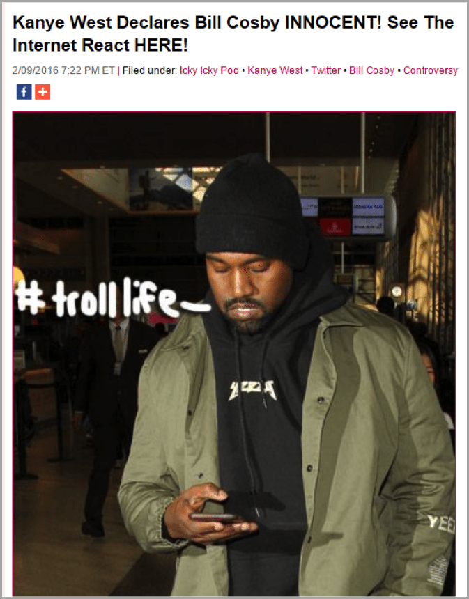 Mario Lavandeira - example of unconventional blog results
