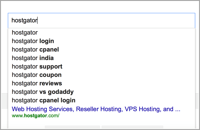 Auto-Suggest provides a less than flattering option image for search results
