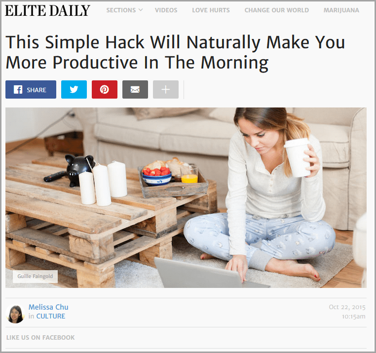 Elite daily simple hacks for powerful visuals