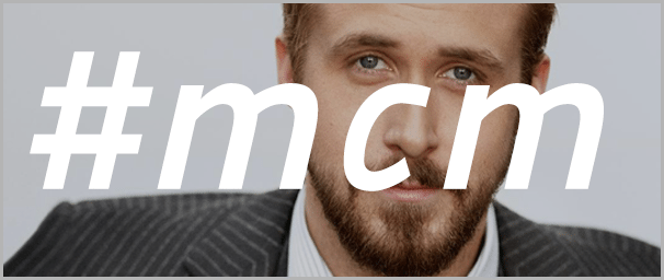 mcm-HASHTAGS marketing acronym