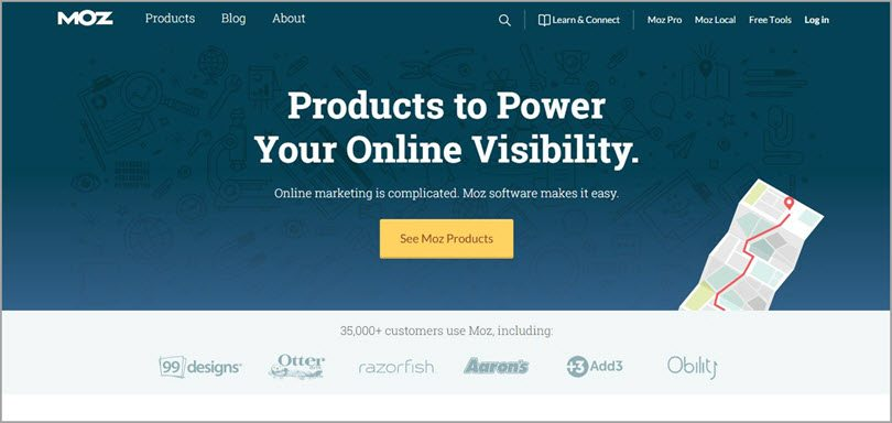 moz online marketing for conversion rate