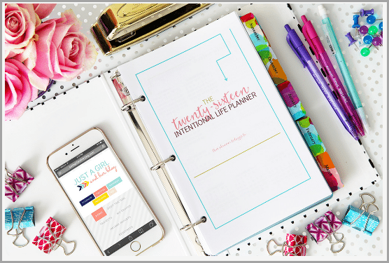 Abby Lawson pdf life planner for blog monetization strategies