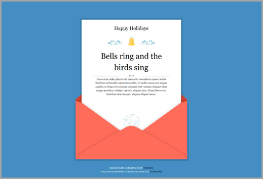 MailChimp for email marketing for content marketing tools