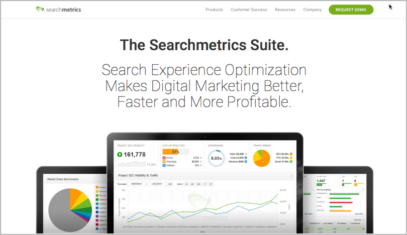 Searchmetrics image
