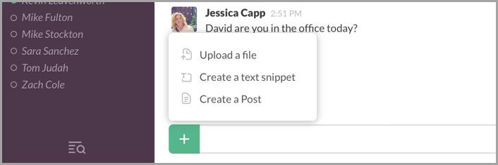 Slack-filesharing