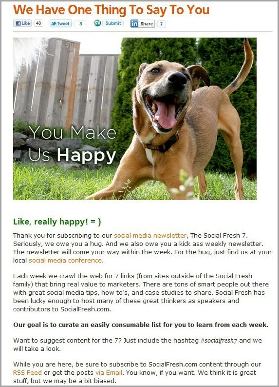 You make us happy for email automation funnels