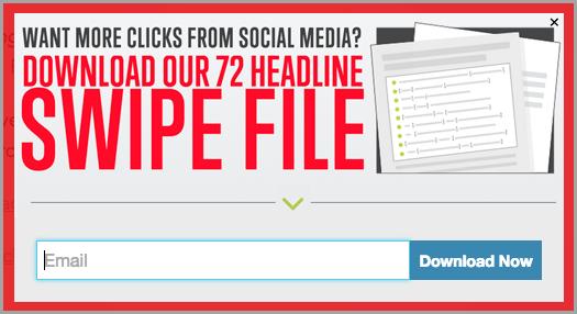 digital marketer swipefiles for lead magnet ideas