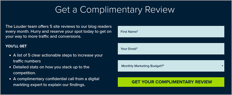 get a complimentary review for email automation funnels