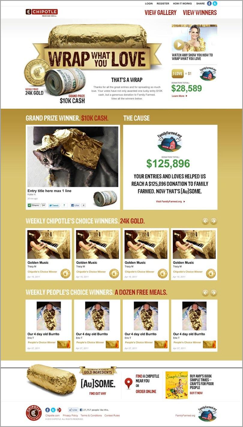 votigo photo contest for social contests