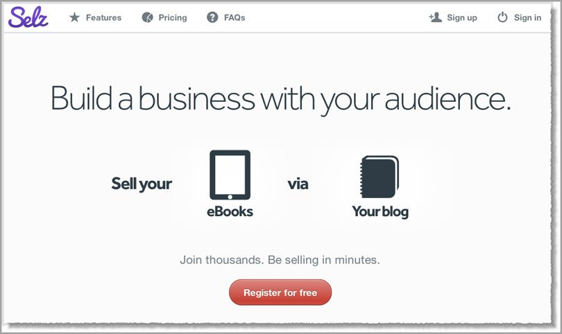 write an ebook for make more money from your blog