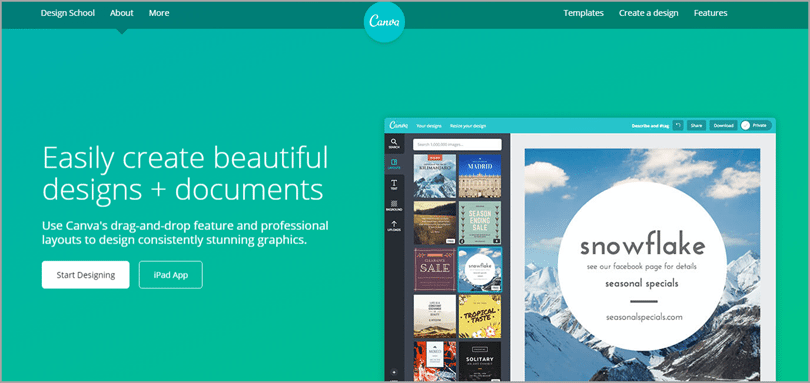 canva for imaging tools