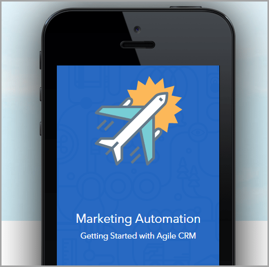 marketing automation on a smartphone for imaging tools