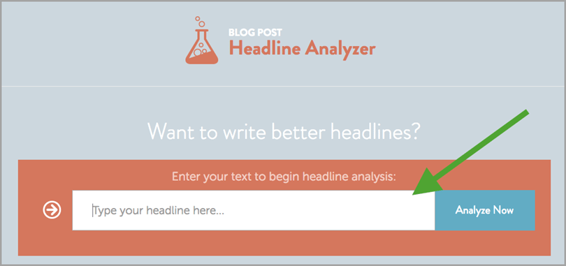 test your headline for Facebook sponsored posts