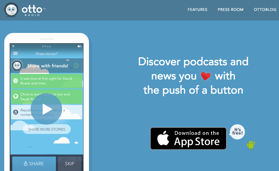 Podcasting content marketing trends