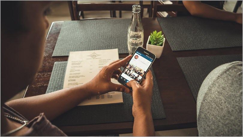 instagram and coke bottle for Instagram influencer marketing