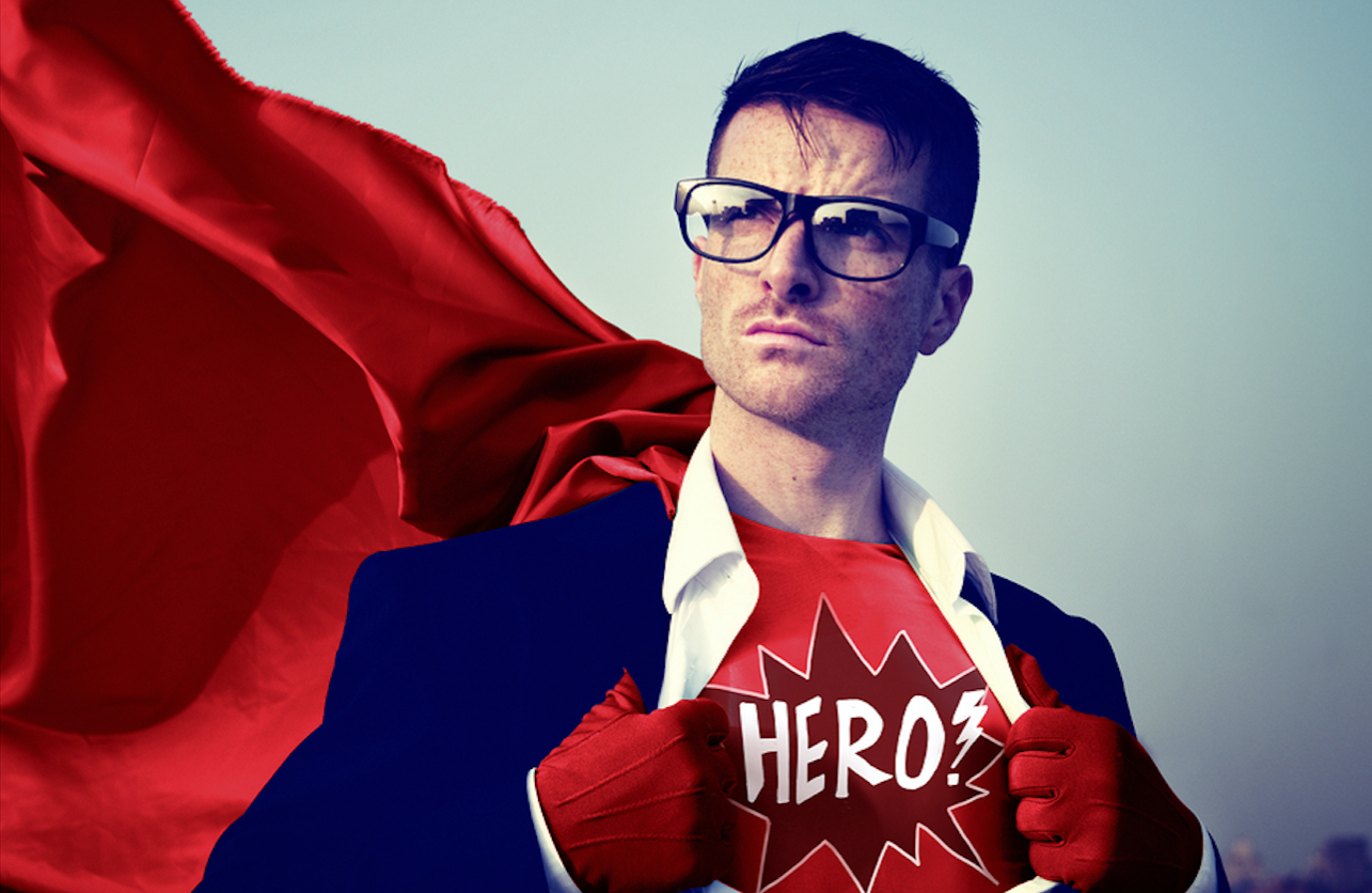 How to be a Content Marketing Superhero