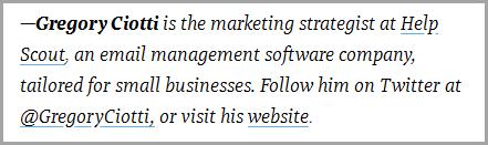 Greg Ciotti for content marketing benefits