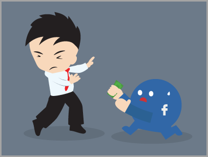 ansolute minimum budget for a facebook ads-campaign for Facebook ad myths