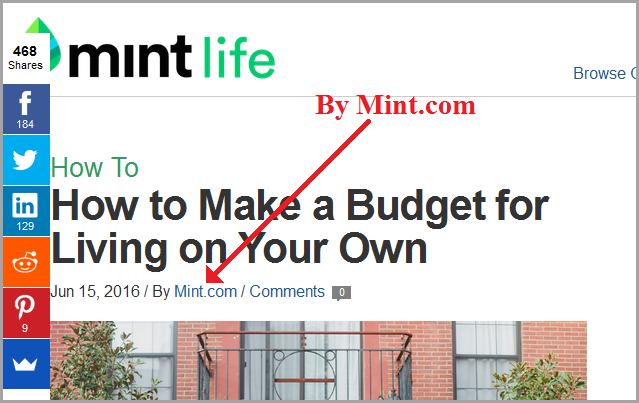 mintlife for content marketing benefits