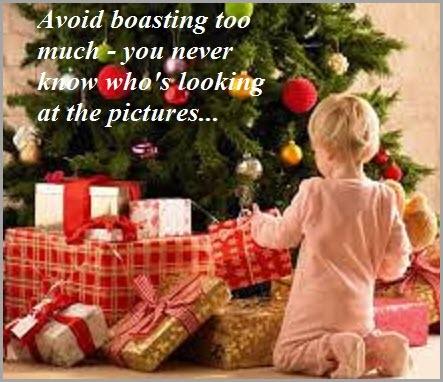 month 2 avoid boasting for blogspot