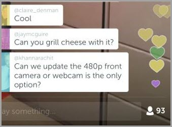 more engaging customer service for Periscope brand
