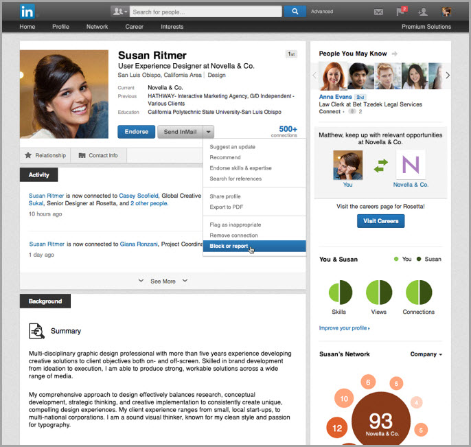 spammers in naughty box for for changes to Linkedin groups