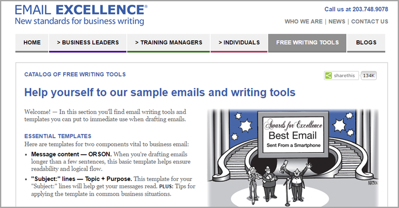 Email Excellence for daily habits for business owners