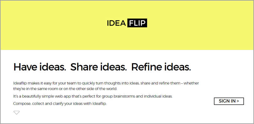 Idea Flip for daily habits for business owners