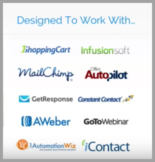 Leadpages email integration