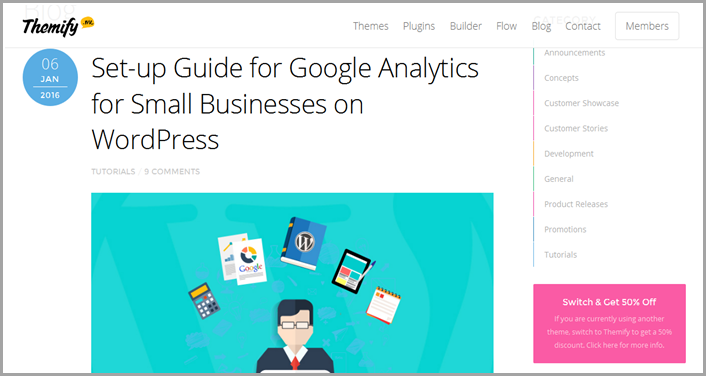 google analytics for drive more traffic to your website
