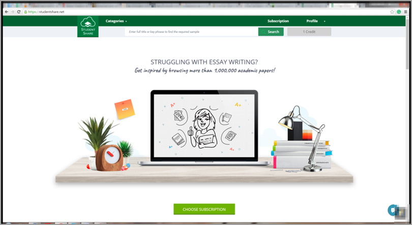 studentshare for content marketing tools