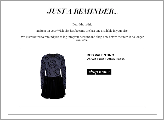 send-out-wish-list-on-sale-email-for-increase-your-ecommerce-revenue