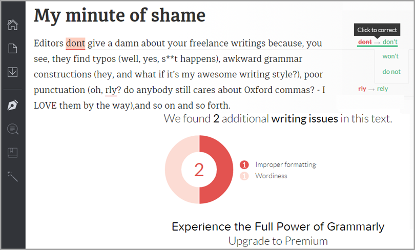 20+ Badass Blogging Tools to Avoid Writing Embarrassment