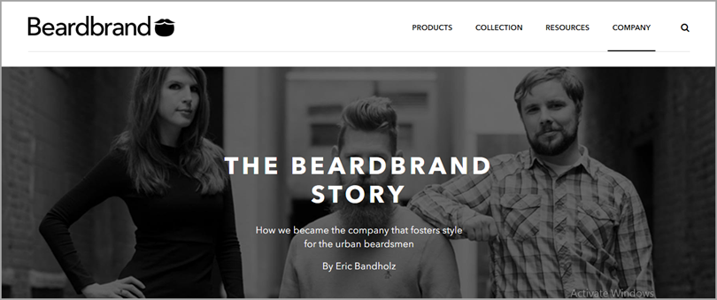 2-beardbrand-for-brand-storytelling-examples