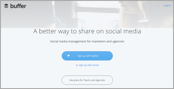 buffer-for-best-social-media-automation-tools