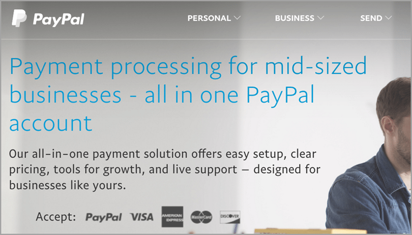 paypal-payment-processing-for-customer-experience-on-mobile