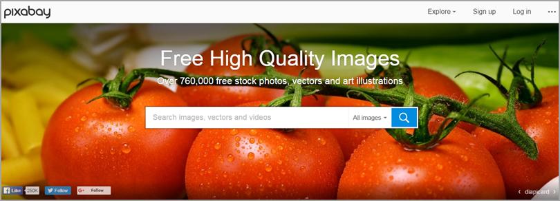 pixabay-for-free-blogging-tools