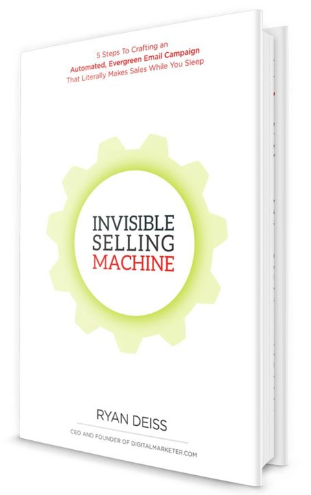 5 Inspiring books - Invisible selling machine