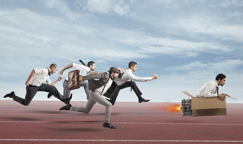 4 Ways to Beat Your Competition With The Power of Content Marketing