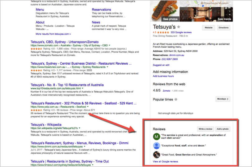 Local SEO for Restaurants - Image 4